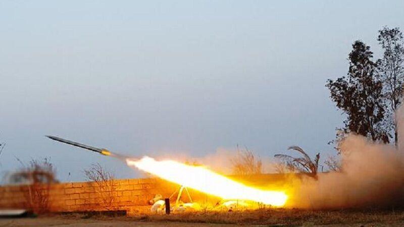 راکت - پایگاه نظامیان امریکایی در عراق هدف حمله راکتی قرار گرفت