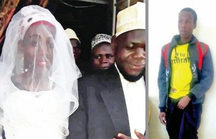 ریچارد توموشابی - ازدواج ملا امام اوگاندایی با یک مرد! + عکس