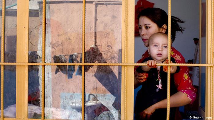 زندان 1 - ناآرامی و آشوب در زندان زنانه هرات