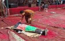 سالیاد عبدالعلی مزاری 3 226x145 - جزییات دستگیری عوامل حمله به مراسم سالیاد عبدالعلی مزاری در کابل