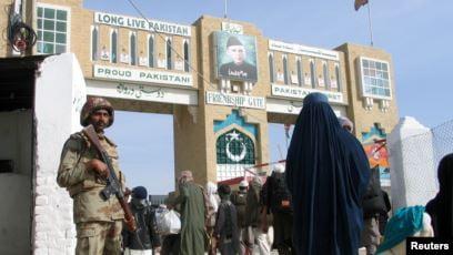 سپین بولدکچمن - ترس پاکستان از ویروس کرونا؛ عبورگاه سپین بولدک چمن مسدود می شود