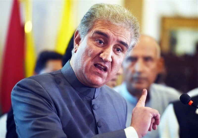 شاه محمود قریشی - موانع مسیر صلح افغانستان از دیدگاه وزیر امور خارجه پاکستان