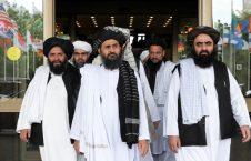 طالبان 1 226x145 - اعلامیه طالبان در پیوند به همکاری نظامی این گروه با روسیه