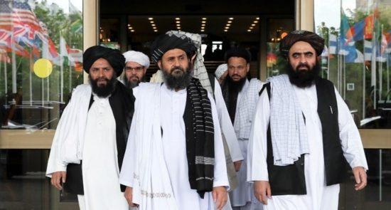 طالبان 1 550x295 - اختلاف نظر میان طالبان در قطر و افغانستان