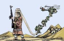 طالبان 226x145 - کاریکاتور/ راهی برای نجات طالبان و امریکا