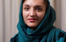 ظریفه غفاری 226x145 - شاروال میدان وردک برنده جایزه زنان شجاع شد