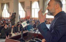 عطا محمد نور 226x145 - واکنش تند مردم به سخنان عطا محمد نور در مراسم فاتحه خوانی
