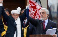 غنی عبدالله 226x145 - توصیه سخنگوی عبدالله عبدالله به اشرف غنی برای پایان بحران سیاسی در کشور
