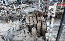 فابریکه اسلحهسازی 1 226x145 - تصاویر/ کشف فابریکه اسلحهسازی تروریستها در سوریه