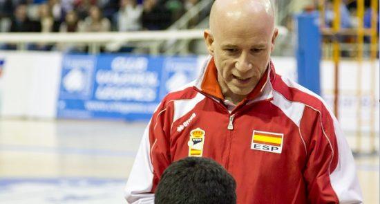 فرناندو مونوز 550x295 - تعین فرناندو مونوز هسپانیایی به حیث سرمربی تیم ملی والیبال بلجیم