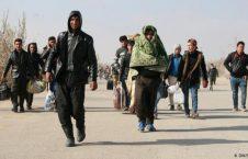 مهاجر 226x145 - مشکلات عدیده صدها خانواده در فراه پس از اخراج توسط حکومت ایران