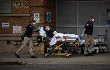 نیویارک کرونا 1 226x145 - وقوع فاجعه امنیتی براثر کرونا در نیویارک