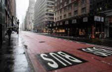 نیویارک کرونا 5 226x145 - نشر تصاویری بی سابقه از نیویارک