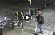 ویدیو شجاع پیرمرد سارق 226x145 - ویدیو/ برخورد شجاعانه پیرمرد با یک سارق جوان