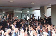 ویدیو عبدالله عبدالله وارد قصر سپیدار 226x145 - ویدیو/ عبدالله عبدالله وارد قصر سپیدار شد