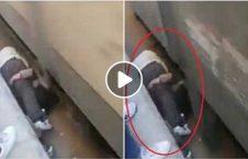 ویدیو پدر نجات کودک جان خطر 226x145 - ویدیو/ پدری که برای نجات کودکش جان خود را به خطر انداخت