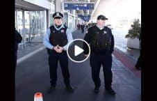 ویدیو پولیس مسافر میدان هوایی 226x145 - ویدیو/ درگیری پولیس با یک مسافر در میدان هوایی