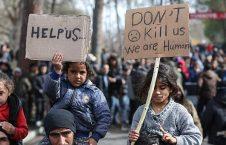 پناهجو 226x145 - اوضاع وخیم پناهجویان در سرحدات مشترک ترکیه و یونان