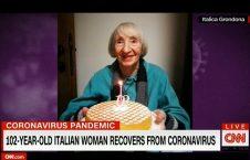 پیرزن کرونا 226x145 - پیرزن ۱۰۲ ساله ایتالیایی کرونا را شکست داد!