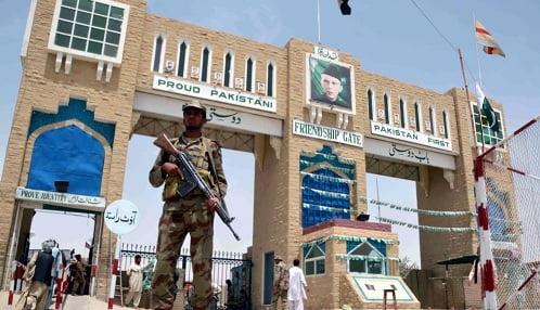 چمن – سپین بولدک 1 - دستور صدراعظم پاکستان برای بازگشایی دروازه چمن – سپینبولدک