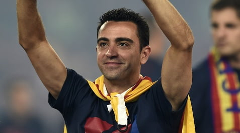 ژاوی هرناندز - انتخاب ژاوی هرناندز به حیث بهترین مربی ماه لیگ ستارگان قطر