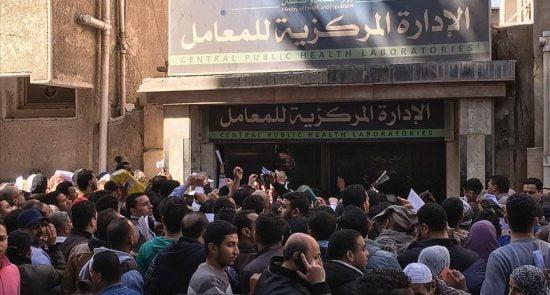 کرونا مصر 550x295 - مساجد و کلیساها در مصر تعطیل شدند
