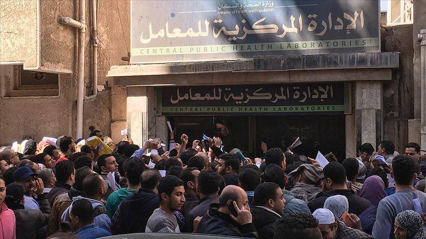 کرونا مصر - مساجد و کلیساها در مصر تعطیل شدند