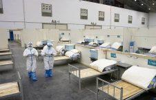 کرونا چین 7 226x145 - تصاویر/ کاهش شمار مبتلایان به کرونا در چین