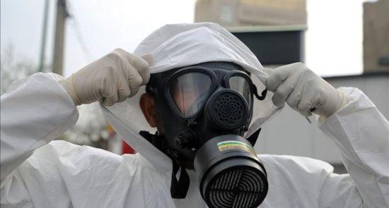 کرونا 6 550x295 - ابتلای شماری از اعضای تیم مذاکره کننده حکومت و طالبان به ویروس کرونا