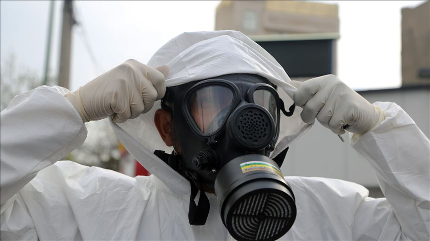 کرونا 6 - افزایش اقدامات سختگیرانه برای جلوگیری از ویروس کرونا در کابل