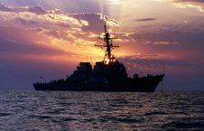 کشتی 226x145 - نشت ذرات سویا از كشتی امريكايی در بندر كراچی عامل كشتار مردم منطقه