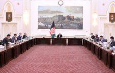 اشرف غنی شورای عالی اقتصادی 226x145 - برگزاری جلسه شورای عالی اقتصادی در قصر چهارچنار ارگ