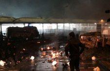 انفجار ترکیه اسلحه سازی 226x145 - حریق فابریکه اسلحه سازی در آنکارا