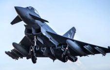 تایفون 226x145 - حمله هوایی بریتانیا بالای مواضع داعش در عراق