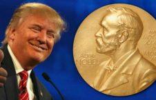 ترمپ نوبل 226x145 - تحركات نمايشی دولتمردان امريكايی برای نامزدی ترمپ در اخذ جايزه صلح نوبل