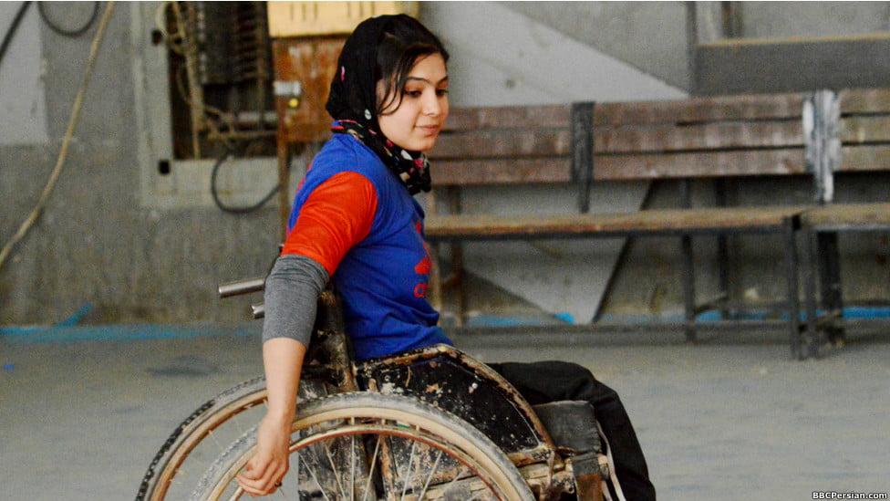 دختر معلول - آزار جنسی زنان و دختران دارای معلولیت در افغانستان