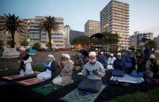 رمضان کرونا 8 226x145 - تصاویر/ محدودیت های کرونایی در ماه مبارک رمضان