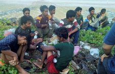 روهنگیا 226x145 - بازداشت ۲۰۲ مسلمان روهنگیا توسط سرحدبانان ساحلی مالیزیا