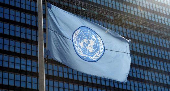 سازمان ملل 550x295 - تأکید سرمنشی سازمان ملل متحد بر تداوم کمکها به افغانستان