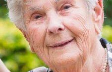 سوزان هولارتس 226x145 - تصویر/ فداکاری پیرزن ۹۰ ساله مبتلا به کرونا