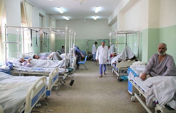 شفاخانه - تخصیص ۳۱۳ ملیون افغانی برای ترمیم و اعمار مراکز صحی