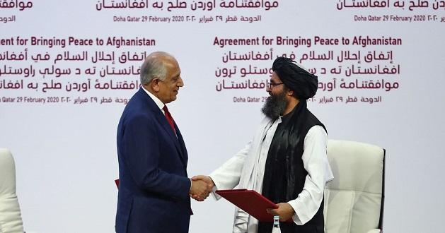 طالبان امریکا - دالرهای خارجی ها و نقش پررنگ طالبان در تحولات آینده افغانستان