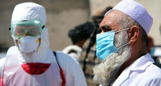 طالبان ویروس کرونا
