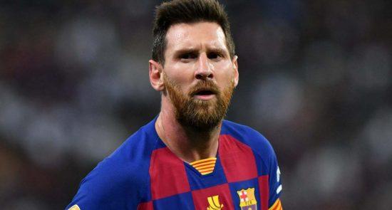 لیونل مسی 550x295 - عزم جدی لیونل مسی برای ترک بارسلونا