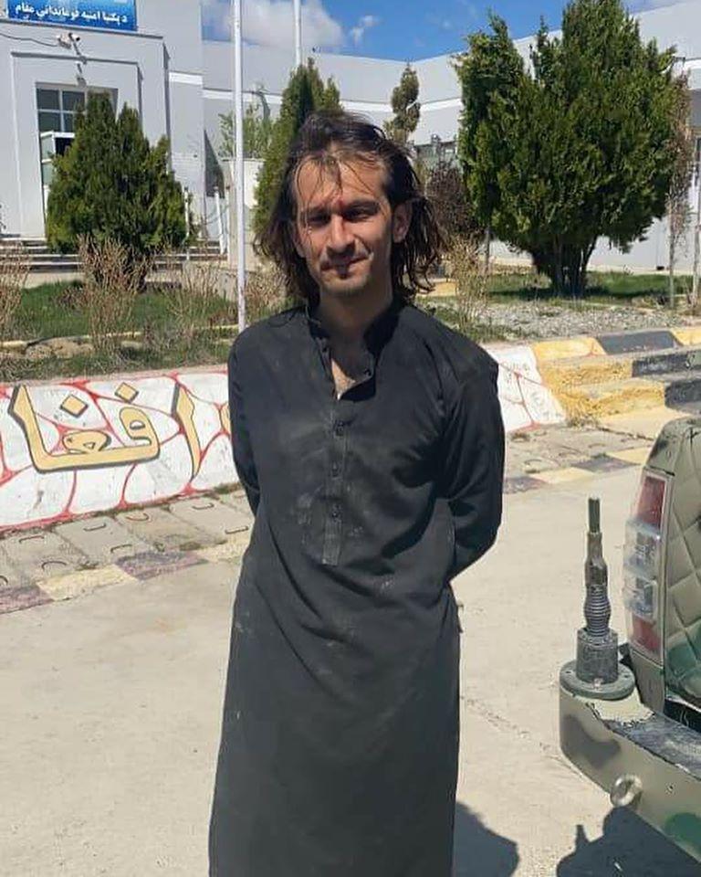 مسوول طالبان پکتیا 2 - تصاویر/ مسوول ترور طالبان در پکتیا دستگیر شد