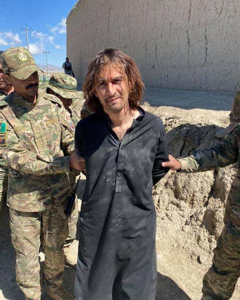 مسوول طالبان پکتیا 3 - تصاویر/ مسوول ترور طالبان در پکتیا دستگیر شد