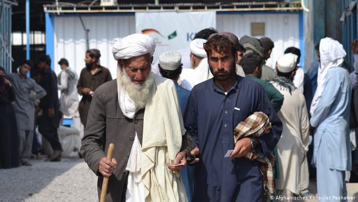 مهاجرین افغان - مساعدت یک ملیون دالری جاپان با مهاجرین افغان مقیم پاکستان