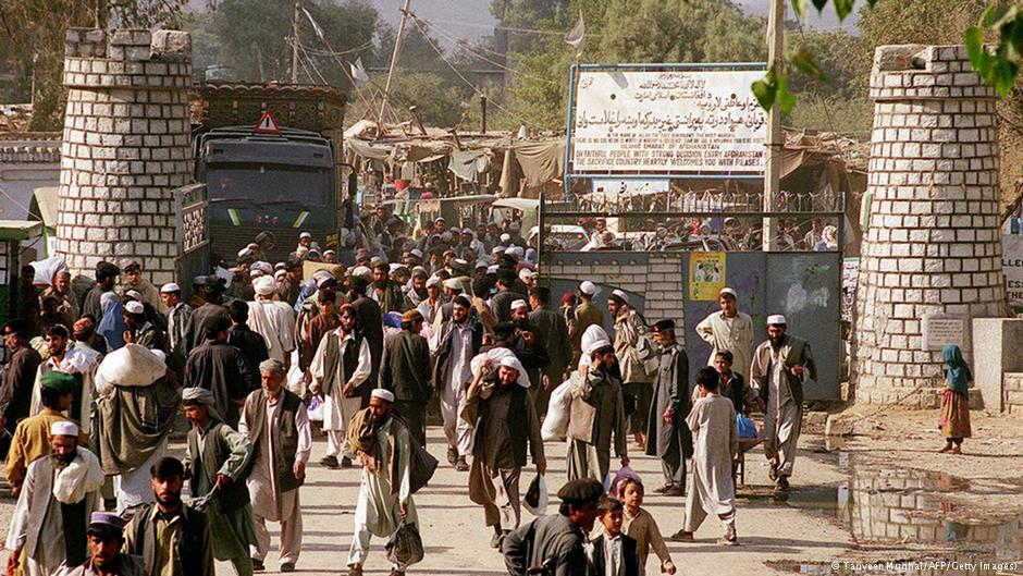 مهاجر 1 - افغانستان در خطر ورود به بحران جبران ناپذیر کرونایی
