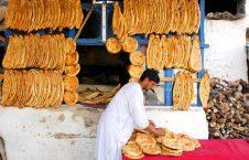 نان 226x145 - مساعدت دولت با نیازمندان شهر کابل؛ این بار توزیع نان به جای گندم