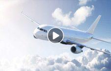 ویدیو فرود طیاره لندن 226x145 - ویدیو/ فرود ماهرانه طیاره مسافربری در لندن